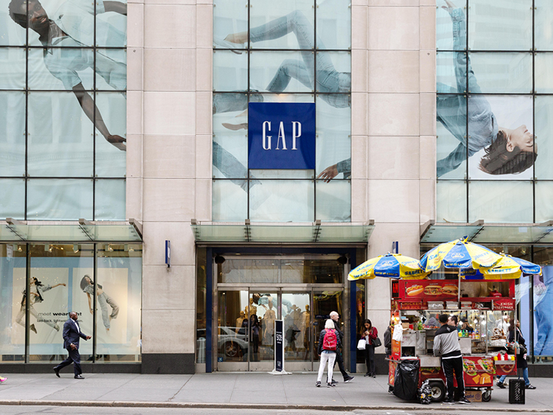 Retail Movers The Gap Central Moving Amp Storagecentral